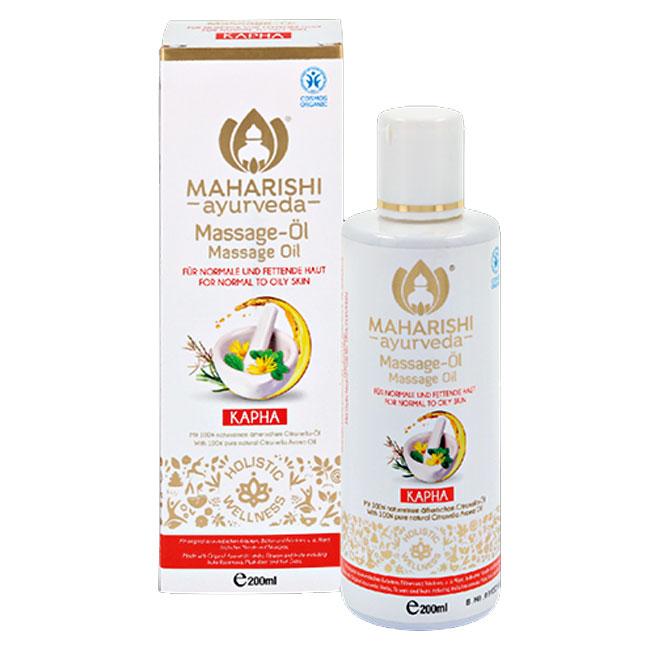 Kapha Massage Oil Maharishi BDIH, 200 ml