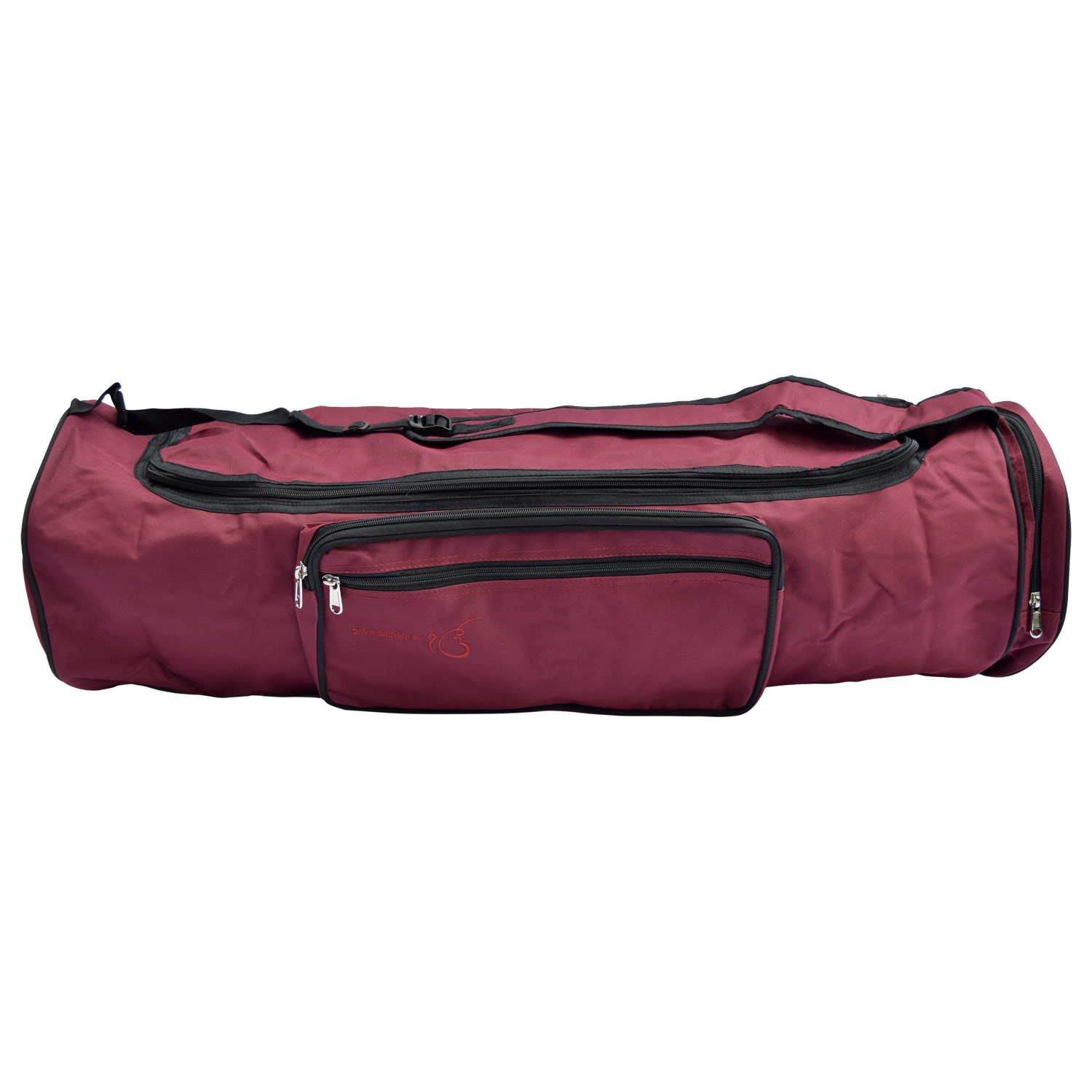 Yogabag Sat Nam, Nylon, Bordeaux