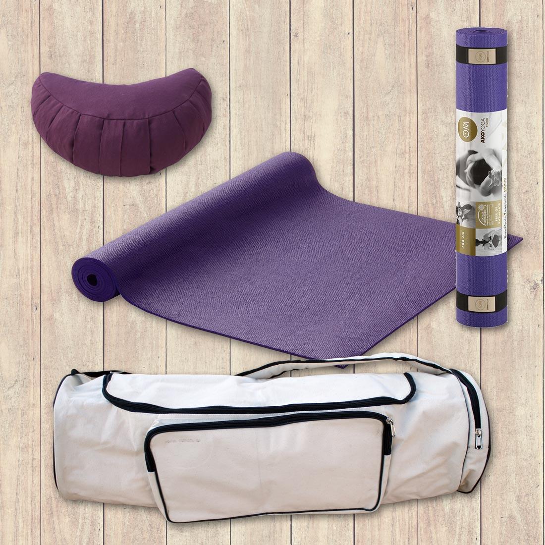 Yoga Sets für Einsteiger