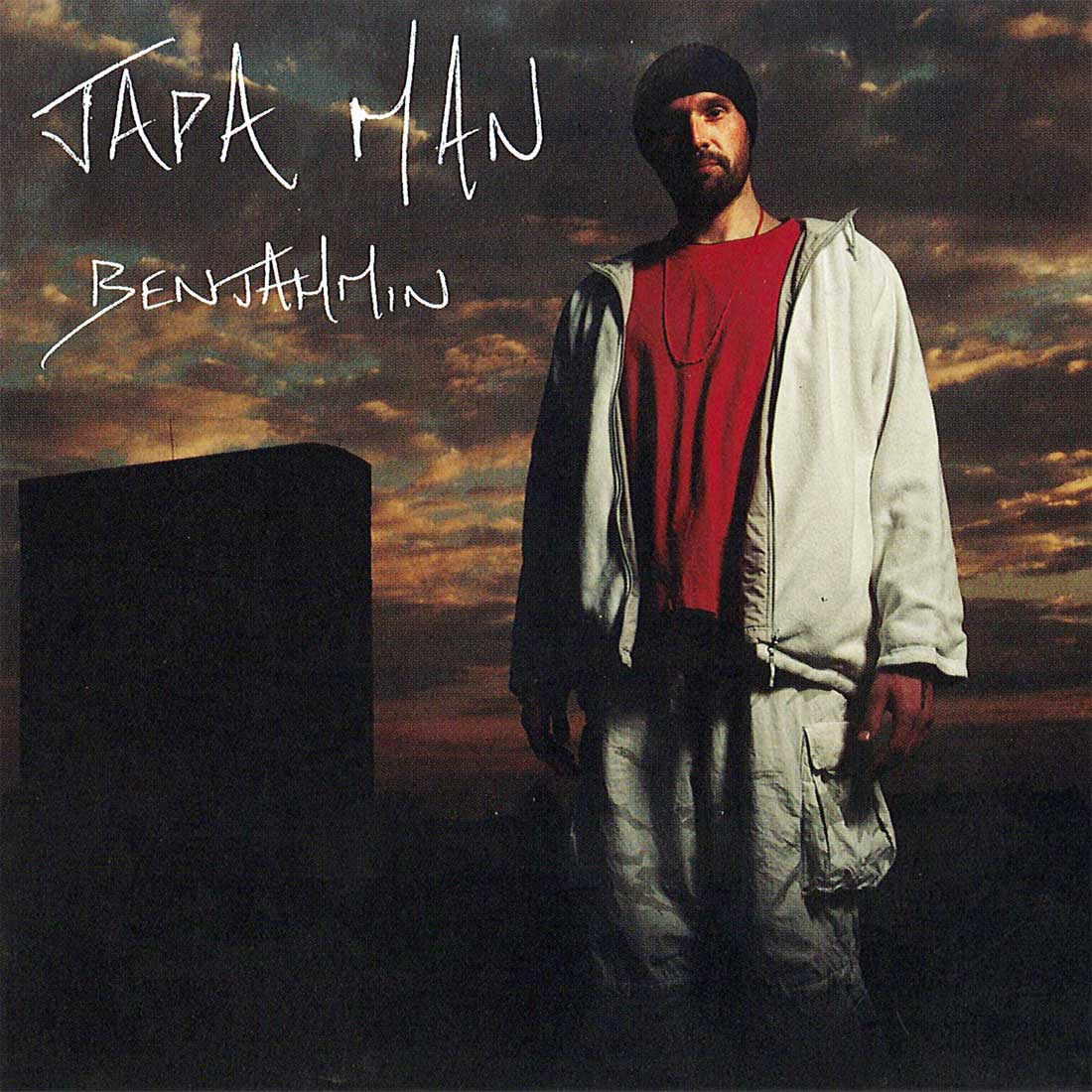 Japa Man - Benjahmin CD