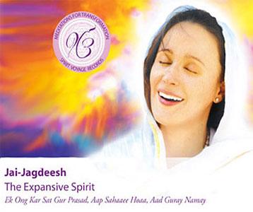 The Expansive Spirit - Jai Jagdeesh CD