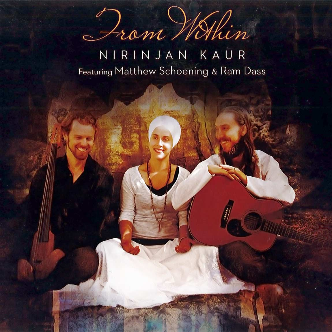 From Within - Nirinjan Kaur CD