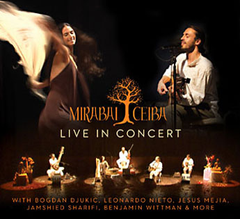 Mirabai Ceiba Live in Concert, 2 CD-Set