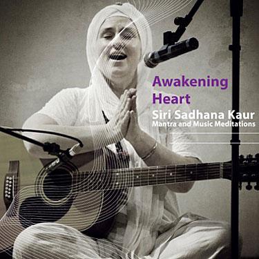 Awakening Heart - Siri Sadhana Kaur CD