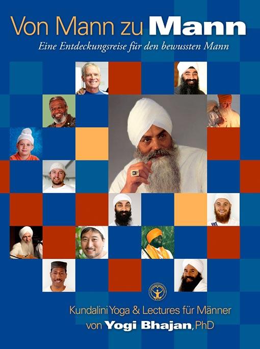 Von Mann zu Mann - Yogi Bhajan (Deutsche Ausgabe)