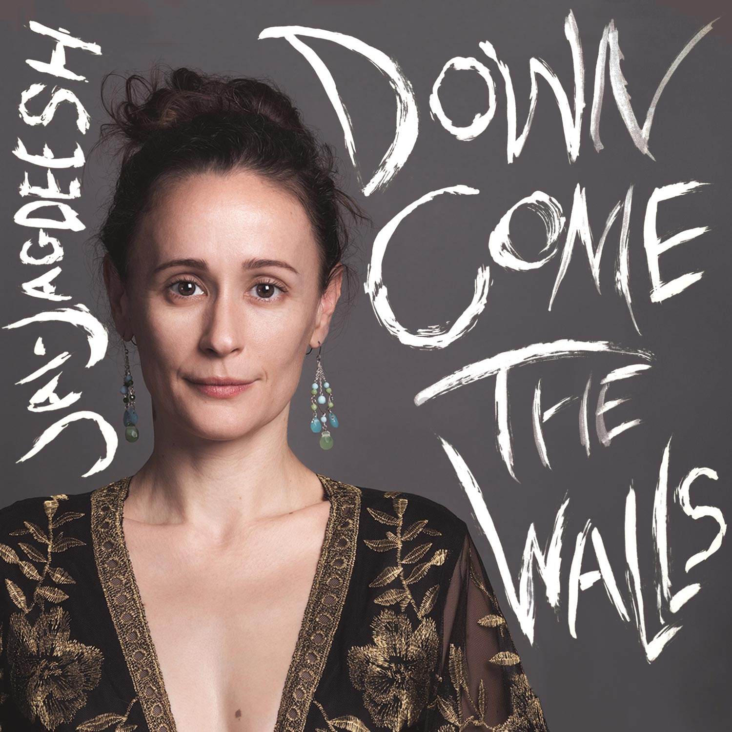 Down Come the Walls - Jai Jagdeesh CD