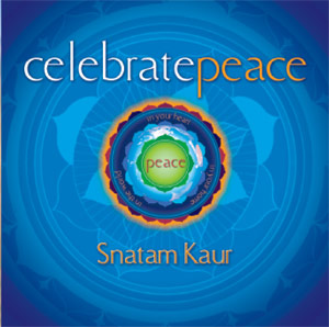 Celebrate Peace - Snatam Kaur CD