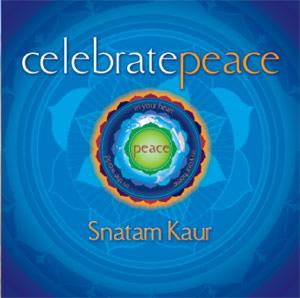 Celebrate Peace - Snatam Kaur CD