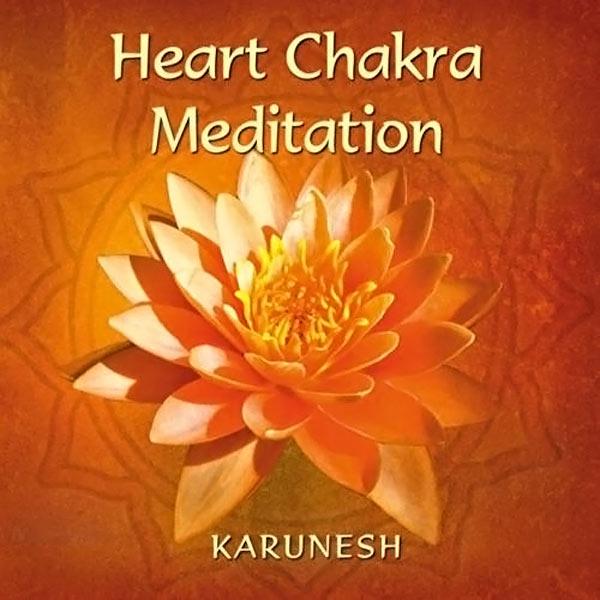 Heart Chakra Meditation - Karunesh CD