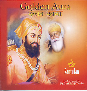 Golden Aura - Balaji (Santulan) CD