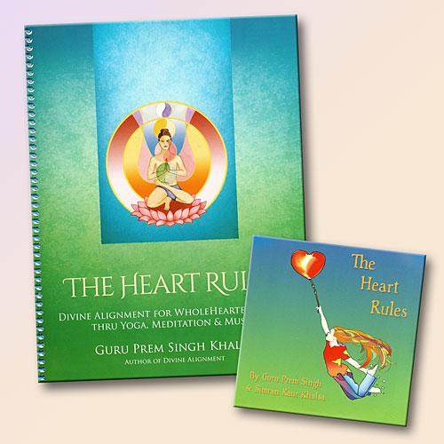 The Heart Rules – Guru Prem Singh Khalsa