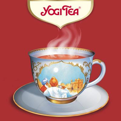 Yogi Tea - Thès ayurvédiques