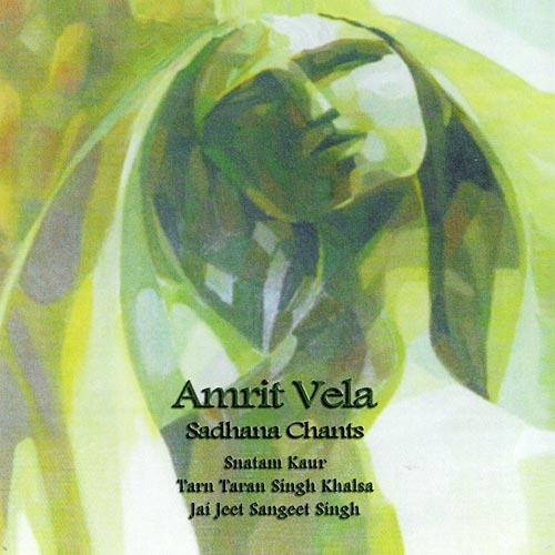 Amrit Vela Sadhana - Snatam Kaur CD
