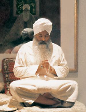 DVD de cours avec méditations donnés par Yogi Bhajan