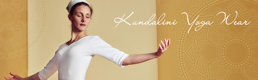 Kundalini Yoga Fashion