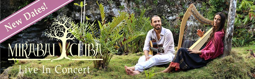 New dates: Mirabai Ceiba Agua de Luna Tour