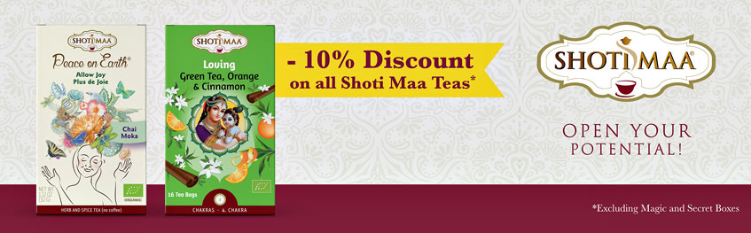 On Sale: all ShotiMaa Teas