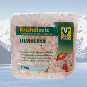 Salt from the Himalaya