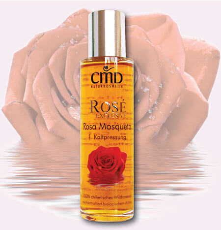 Wildrosenöl Rosa Mosqueta Bio, 100 ml