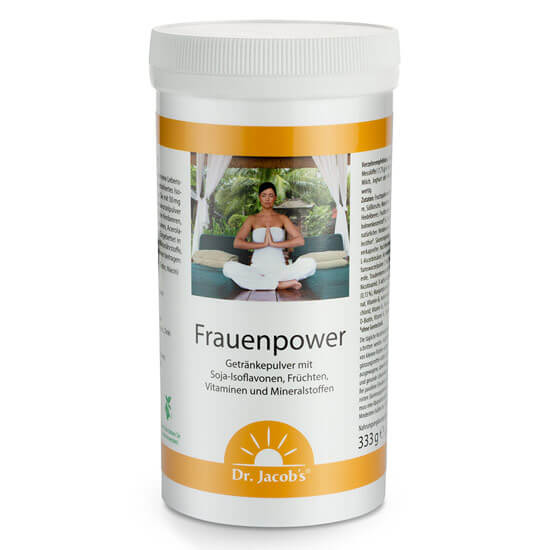 Frauenpower Dr. Jacobs, 333 g