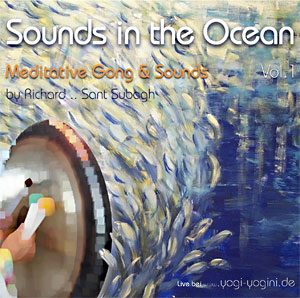 Sounds in the Ocean Vol. 1 - Richard Sant Subagh CD