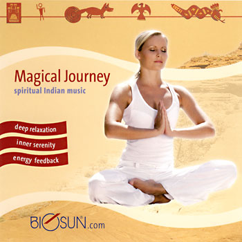 Magical Journey - Spiritual Indian Music CD