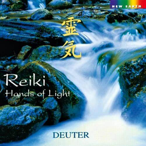 Reiki, Hands of Light - Deuter CD