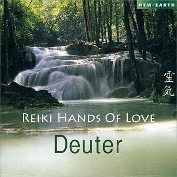 Reiki, Hands of Love - Deuter CD