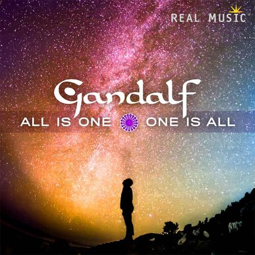All is One, One is All - Gandalf CD