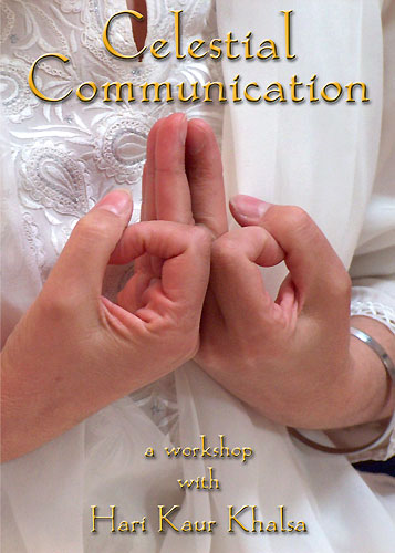 Celestial Communication with Hari Kaur Khalsa DVD