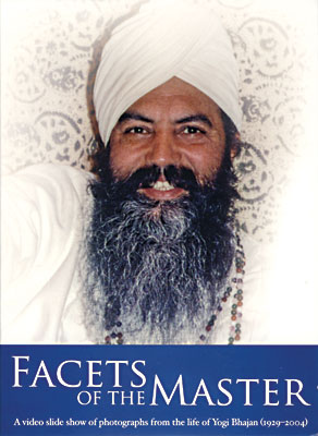 Facets of the Master - Yogi Bhajan Photo Archive DVD