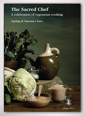 The Sacred Chef-Spring & Summer Fare DVD