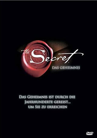 The Secret - DVD, Deutsche Fassung