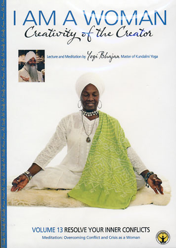 Resolve Your Inner Conflicts - Yogi Bhajan DVD