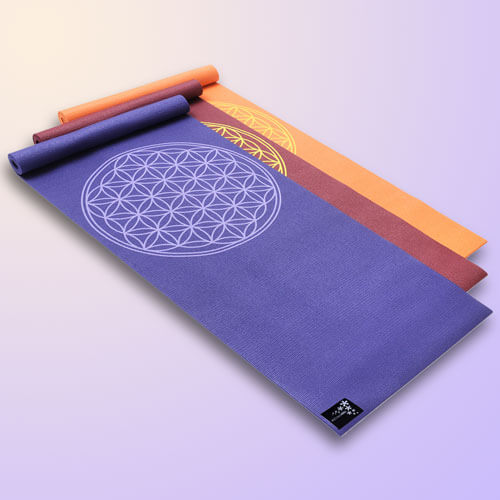 "Yogimat basic ""Flower of Life"""