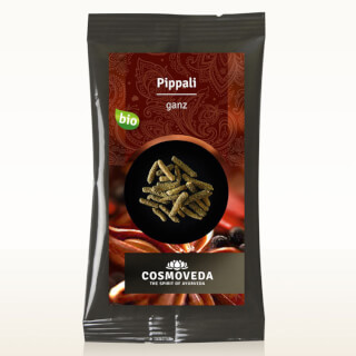 Pippali (Long Pepper) organic, 20 g