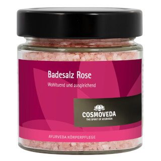 Bath Salt Rose Cosmoveda, 200 g