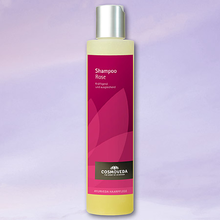 Shampoo Rose Cosmoveda, 150 ml