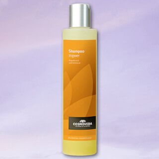 Shampoo Ginger Cosmoveda, 150 ml