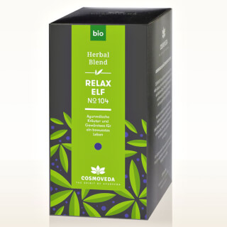 Relax 11 Tea No.104 Cosmoveda organic, 25 teabags