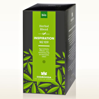 Inspiration Tea No. 109 Cosmoveda organic, 25 teabags