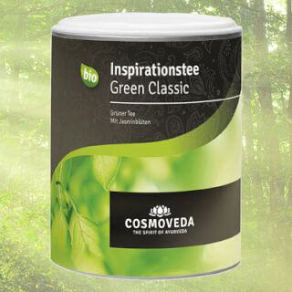 Inspirations Tee Green Classic Bio lose 65 g