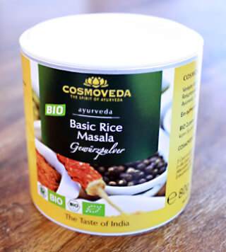 Basic Rice Masala organic, 80 g