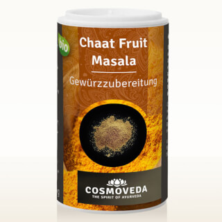 Chaat Fruit Masala biologique, 25 g