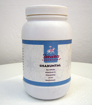 Shakuntal ayurvedic mineral earth