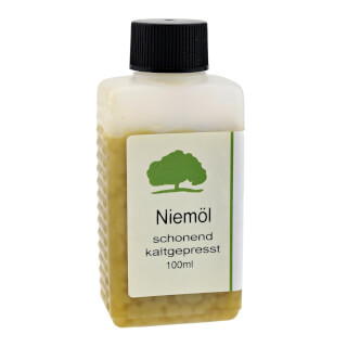 Neem Oil, cold pressed