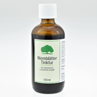 Neem-leaves tincture, 100 ml