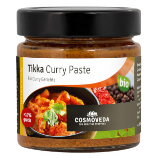 Tikka Pâté de Curry bio, 175 g