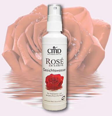 Rose Exclusive facial toner, 100 ml