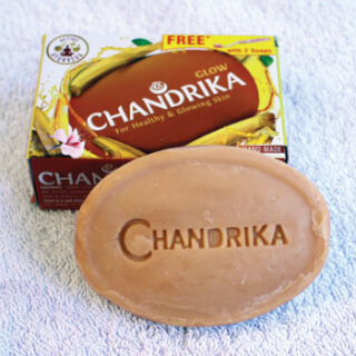 Chandrika Sandalwood Soap, 70 g